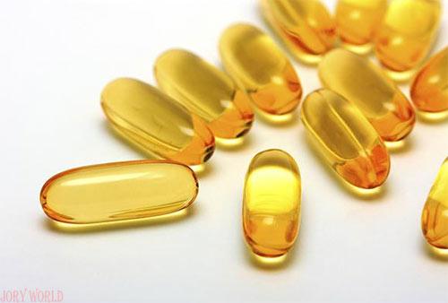 فيتامين لعلاج الشعر التالف