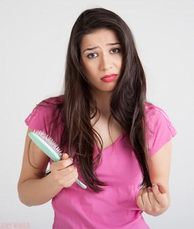 وصفة هندية لتطويل الشعر وتكثيفه