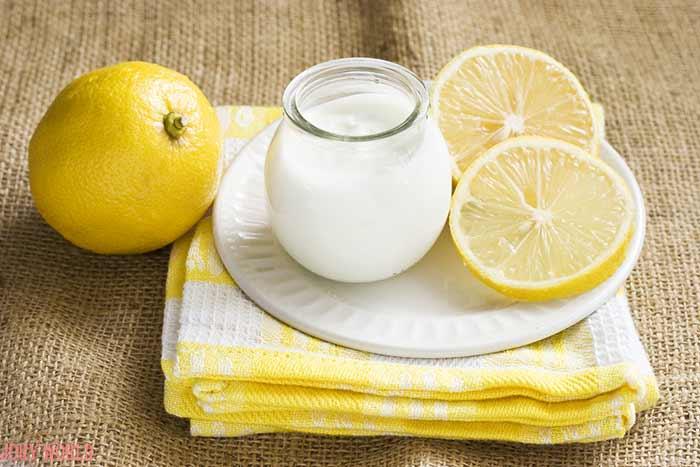 ماسك-الليمون-و-الحليب-لتفتيح-البشرة-بسرعه