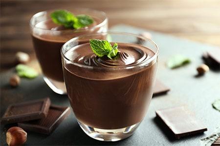بودينغ-الشوكولاتة---حلويات