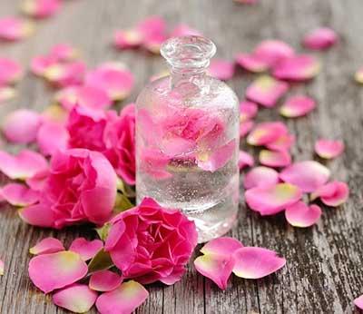 ماسك-الجلسرين-وماء-الورد-لعلاج-جفاف-البشرة